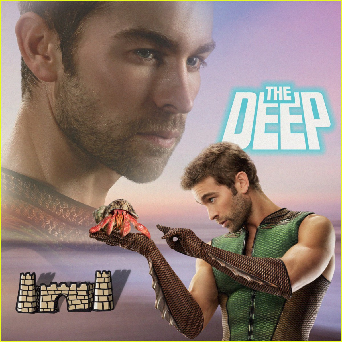 The Deep Calendar - May 2020 (featuring Chace Crawford from The Boys)